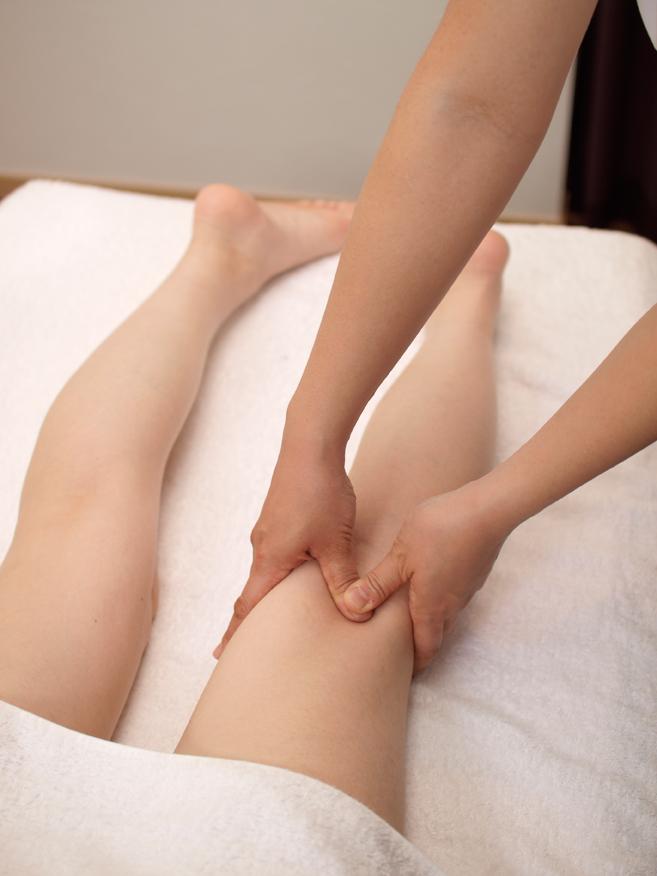 膝うら骨盤調整療法